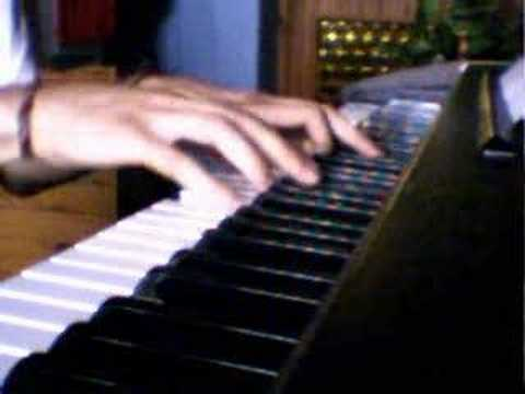 Gary Jules - Mad World on piano (Donnie Darko soundtrack)