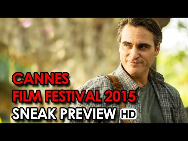 Cannes Film Festival 2015 - Sneak Preview HD