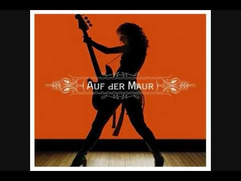 Auf Der Maur - Lightning Is My Girl