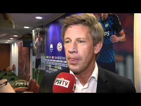 Phillip Cocu interim-hoofdcoach PSV