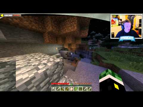 Minecraft Hardcore Livestream w/Syndicate & Crumpets – 2MineCraft.com