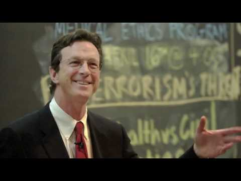 Michael Crichton - Climate Change and the Environment