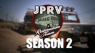 JURASSIC PARK RV RESTORATION season 2 preview