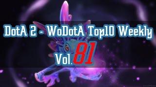 DotA2 - WoDotA Top10 Vol.81