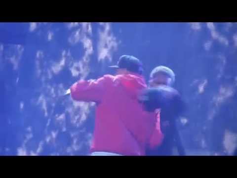 Chris Brown & Trey Songz Bring Out A Roster Of Artists From Keith Sweat To Young Jeezy For Atlanta Tour Stop