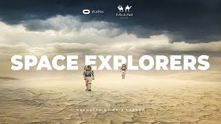 Space Explorers Episode 2: Taking Flight     Oculus Rift, Oculus Go, + Gear VR