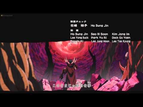 Naruto Shippuden Ending 28 - Shinku Horou - Niji