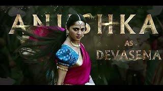 Special AV On Anushka Shetty || #Baahubali2