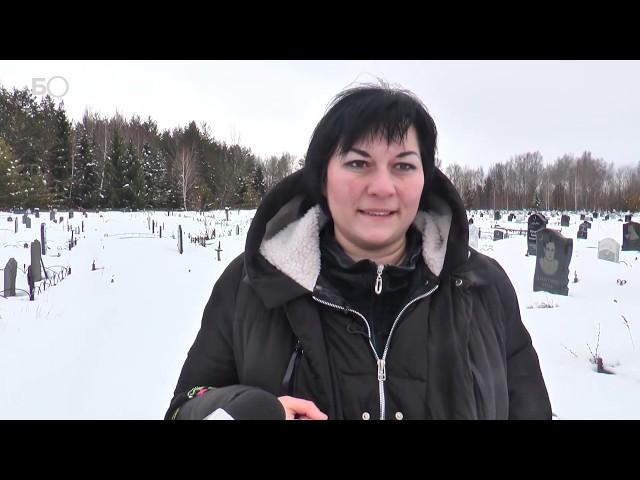 Ветерана войны в Елабуге похоронили на кладбищенской тропке
