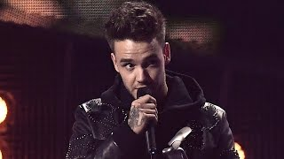 Download Lagu One Direction Beats Zayn For Video Of The Year & Liam Gives Surprise Speech At 2017 Brit Awards Gratis STAFABAND