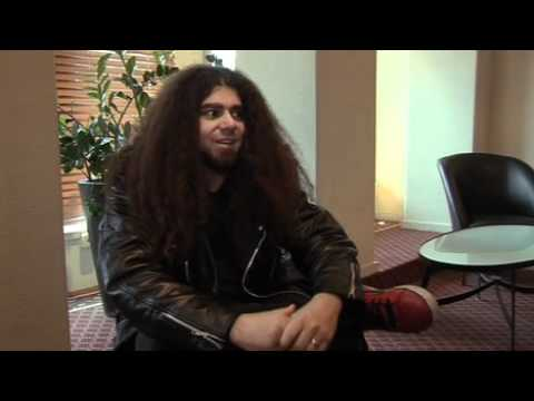 Coheed and Cambria interview - Claudio Sanchez (part 4)