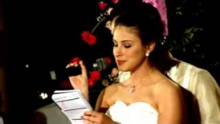 "Russian Bride Singing Filipino Song ""Kailan"""