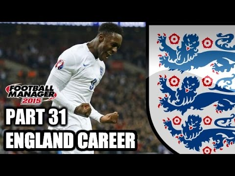 Football Manager 2015 | England | Part 31 | EURO 2020 QUALIFIERS!