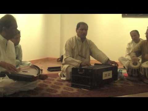 Ustad Zafar Ali Khan Sings Chhaap Tilak at T2F