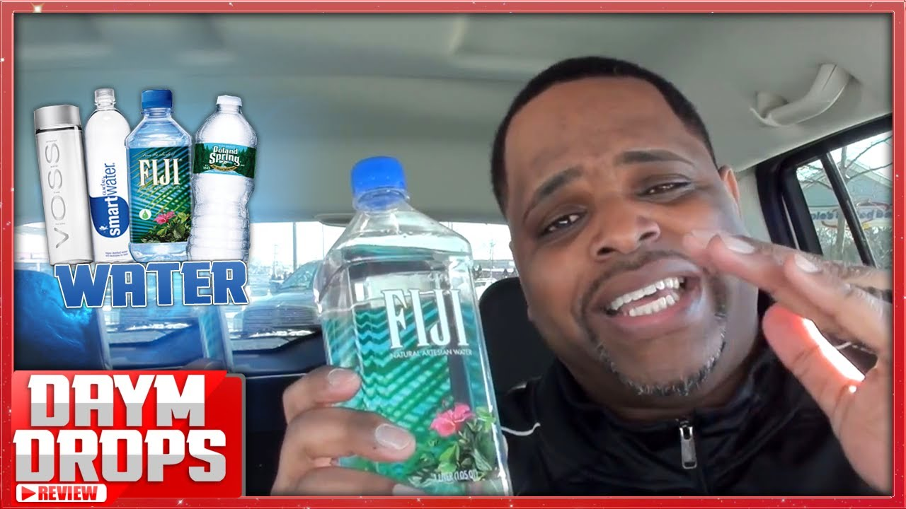 fiji poland spring voss amp smart water youtube