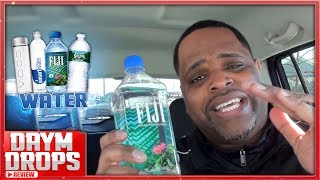 Fiji, Poland Spring, Voss & Smart Water