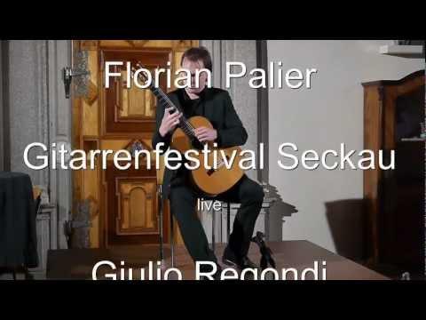 Regondi Rêverie op.19 Florian Palier