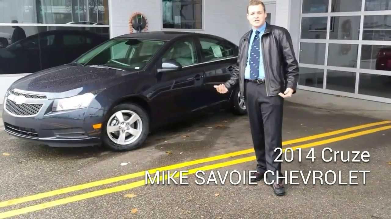 2014 Chevy Cruze Walkaround Chevy 39 S Giving More Mike