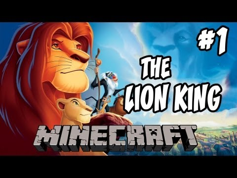 Minecraft: Lion King Mod | Ep.1