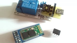 Arduino relay module bluetooth upgrade for android control.