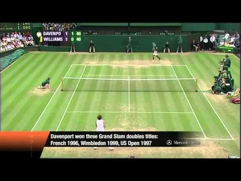 [HL] Venus Williams v. Lindsay Davenport 2005 Wimbledon [F]