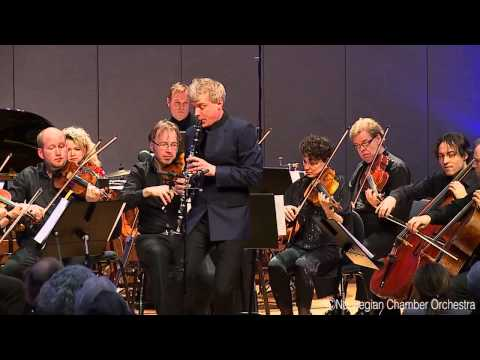 Johannes Brahms: Hungarian Dance No. 21 Vivace - Piu presto (arranged by Göran Fröst)
