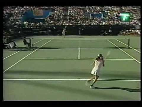 Chris Evert Vs Tracy Austin 4 Video
