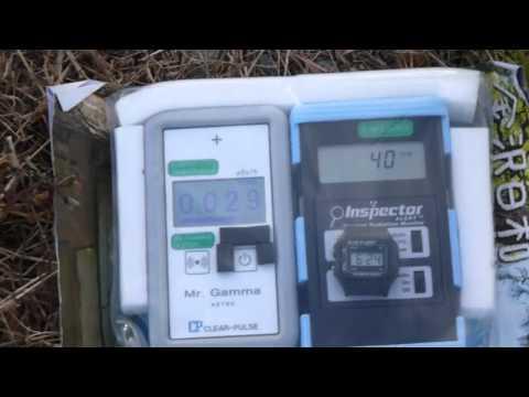 Fukushima Nuclear Accident 千葉・館山港の放射線測定20120804