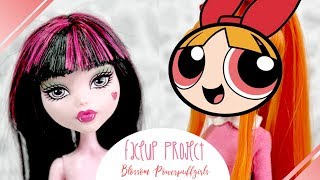 (20.9 MB) Blossom - {Monster High Repaint} - Powerpuff Girls! Mp3