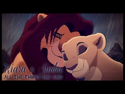 Kiara x Simba「ᗩᒪᒪ Tᕼᕮ TᕼIᑎGS Sᕼᕮ SᗩIᗪ」Crossover {Part.4/Ending}