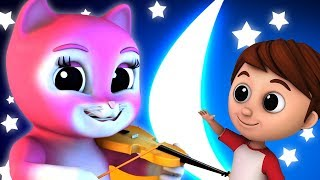 Hey Diddle Diddle | música infantil | rimas de crianças | Kids Nursery Rhymes | Songs For Toddlers