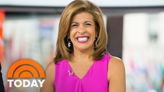 Hoda Kotb Makes Emotional Return To TODAY After Arrival Of Haley Joy | TODAY