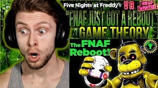 "Vapor Reacts #943 | FNAF VR GAME THEORY ""FNAF Just Got A Reboot..."" The Game Theorists REACTION!!"