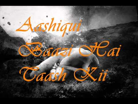 Milne Hai Mujhse Aayi - Aashiqui 2 - Song Lyrics video