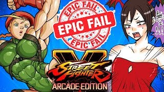 SFV - Was Patch 3.5 an Epic Fail?? - Update Review & Player Outrage!