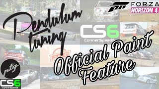 PTG Paints - Official Release - Forza Horizon 4
