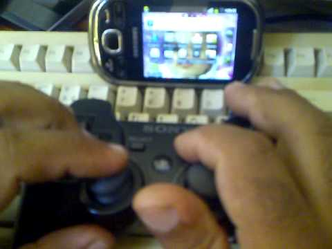 SixAxis Controller Joystick PS3 Android
