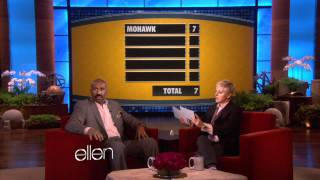 Web Exclusive: Steve Harvey Plays