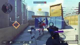 Warface Dominator with AK Alpha
