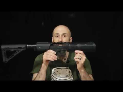 Hera Triarii SBR Glock Enclosure Review Part 01