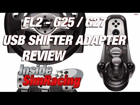 G27 Shifter Adapter Fl2 Usb Shifter Adapter by