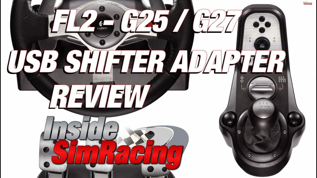 Shifter Adapter Fanatec G25 Usb Shifter Adapter