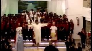 PIBNI - Culto Vespertino - Louvores e mensagem musical 27/04/2014