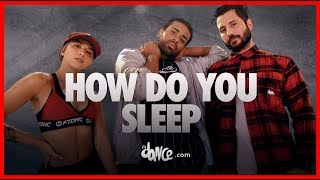 How Do You Sleep - Sam Smith | FitDance SWAG (Official Choreography)