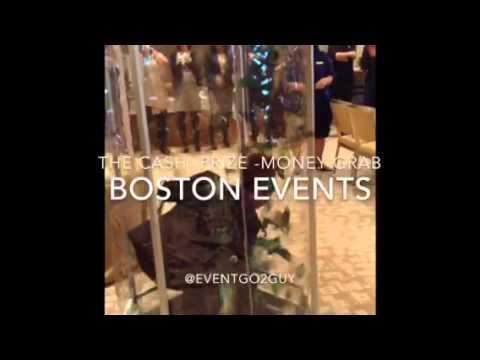 Boston Cash Money Machine  Prize Vault Eventgo2guy com