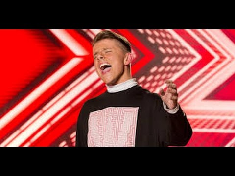 James Hughes - I'd Rather Go Blind - Full Segment - Auditions - Week 1 E.2 - X Factor UK 2016