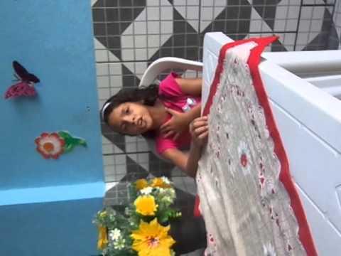 Estephany Ferraz Cantando Eu Sei Que Não Estou Só De Bruna Carla video