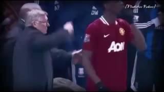 Paul Pogba 1st Debut United