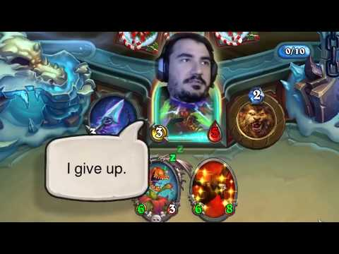 Kripp - Salt Compilation [Ep. 72] Best arena decks? [Hearthstone funny moments]