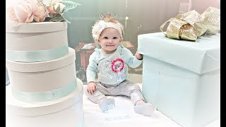 Baby Blake is ONE! Birthday Celebration with FANS